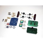 Quick Fuel E85 Billet Metering Block Conversion Kits, E-85 Conversion, Holley® 4500 HP or QFT M4500, Kit