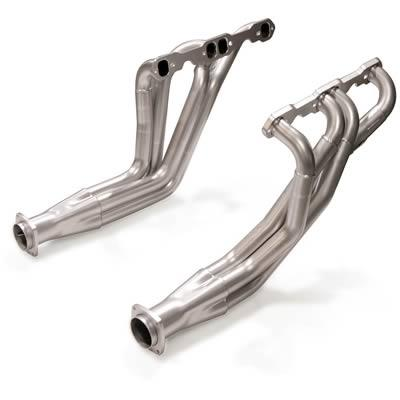 Dynatech MuscleMAXX Headers, Headers, Full-Length, Steel, Ceramic Coated, Chevy, Camaro 1967-69, Small Block, Pair