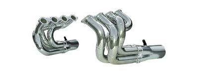 Dynatech Dragster Exhaust Headers, BBC, 2-1/2'' Tube