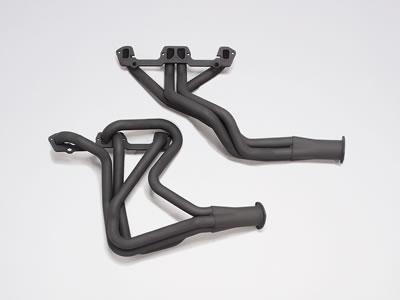 Hooker Competition Headers, Headers, Competition, Full-Length, Steel, Painted, Dodge/ Plymouth, Ramcharger/ Trailduster/ Pickup, B/ RB, Pa...