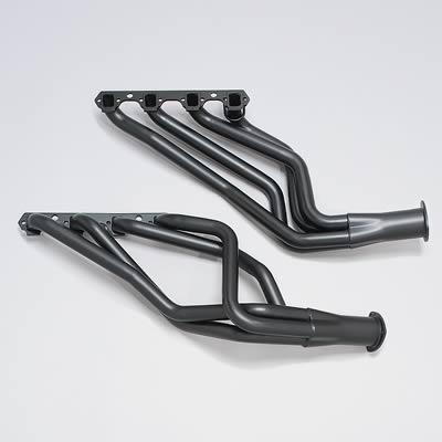 Hooker Competition Headers, Headers, Competition, Full-Length, Steel, Painted, Ford/ Mercury, 260/ 289/ 302/ 351W, Pair
