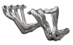 Dynatech Stock Clip Headers, Headers, Full-Length, 2.125 in. Steel, Ceramic Coated, Chevy, Camaro/ Nova, Tall Deck, Big Block, Pair