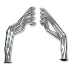 Headers, Competition, Full-Length, Steel, Ceramic Coated, Ford, Mercury, 351C, 4V, Pair