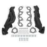 Hooker Truck Force Headers, Headers, Truck Force, Shorty, Steel, Painted, Toyota, Sequoia/ Tundra, 4.7L, Pair