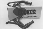 Hooker Competition Headers, Headers, Competition, Full-Length, Steel, Painted, Jeep, CJ5/ CJ6/ CJ7, 290-401, Pair