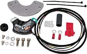 Crane XR-1 Points conversion kit 57-74 Ford single point