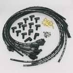 4 Cylinder 180 Degree Plug Boots 409 Pro Race Wire