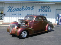 39 Chevy Build
