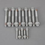 GM Performance Parts Head Bolt Kits, Cylinder Head Bolts, 6-Point Head, One Head Only, Chevy, LS1/ LS6, Kit