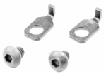 DIFFERENTIAL BEARING ADJUSTER LOCK AND BOLT KIT