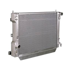 Be Cool Direct-Fit Aluminum Radiators, DIRECT FIT RADIATOR