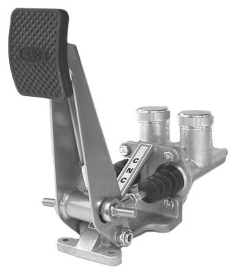 Series 204 Pedal Assembly