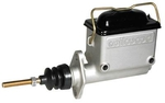 Wilwood Aluminum Master Cylinders, Master Cylinder, Aluminum, Natural, 1 in. Bore, Universal, Each