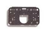 Holley Metering Block/Plate & Fuel Bowl Gaskets, For 4500 carb with intermediate systems
