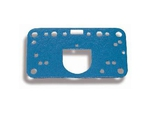 Holley Non-Stick Gaskets, Front Metering Block Gasket for 4150 & 4160, and 2-Circuit 4500 Dominator®