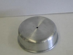 Carburetor Cover Dominator Spun Aluminum