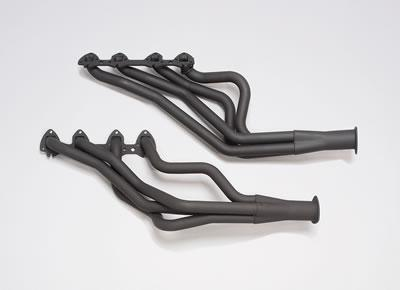 Hooker Competition Headers, Headers, Competition, Full-Length, Steel, Ceramic Coated, Ford, F-Series Pickup, 352/ 360/ 390, FE, Pair