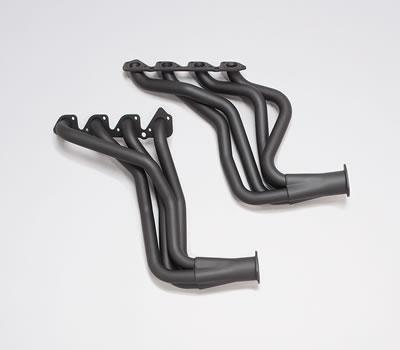 Hooker Competition Headers, Headers, Competition, Full-Length, Steel, Painted, Ford, F-100/ F-150/ F-250 Pickup, 351M/ 400, Pair