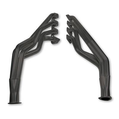 Hooker Competition Headers, Headers, Competition, Full-Length, Steel, Painted, Ford/ Mercury, 351C, 4V, Pair