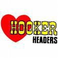 HOOKER SUPER COMPETITION HEADERS, 5014HKR (painted) & 5014-1HKR (ceramic coated),