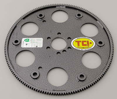 TCI Auto 399753 - TCI Flexplates, Flexplate, 168-Tooth, Internal Engine Balance, 1-Piece Rear Main Seal, SFI 29.1, Chevy, 4.8/5.3/5.7/6.0L, Each