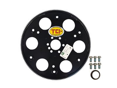 TCI Auto 399754 - TCI Flexplates, Automatic Transmission Flexplate, 1-Piece Rear Main Seal, SFI 29.1, Chevy, 4.8/5.3/5.7/6.0L, LS1 to 4L80E,Each