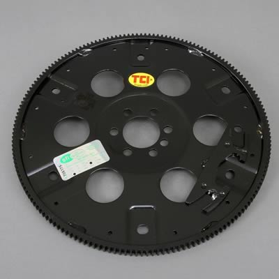 TCI Auto 399773 - TCI Flexplates, Flexplate, 168-Tooth, External Engine Balance, 1-Piece Rear Main Seal, SFI 29.1, Chevy, 5.0/5.7L, Each