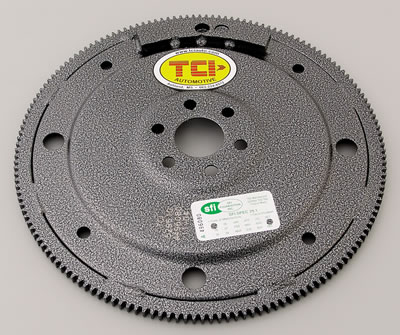 TCI Auto 529610 - TCI Flexplates, Flexplate, 157-Tooth, External Engine Balance, SFI 29.1, Ford, Small Block, Each