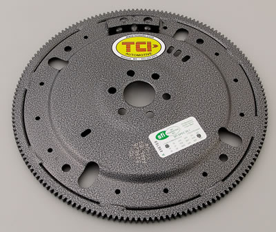 TCI Auto 529628 - TCI Flexplates, Flexplate, 164-Tooth, External Balance, SFI 29.1 Ford, Small Block/351WCM/400, Each