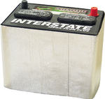 Thermo-Tec Battery Heat Barrier Kits, Battery Wrap, Silver, 8 in. x 40 in., Self-Adhesive, Each