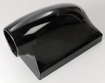 Harwood Fiberglass Dragster Scoops, Hood Scoop, Comp I, 25 1/ 2 in. Long, 13 3/ 4 in. Wide, 16 in. Tall, Fiberglass, Black Gelcoat, Each