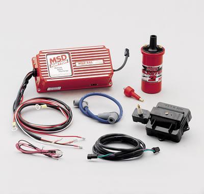msd super hei kits ignition system super hei gm v6 v8. Black Bedroom Furniture Sets. Home Design Ideas