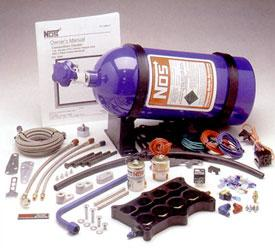 NOS Nitrous Import Wet and Dry Kit