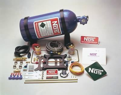 NOS Cheater Nitrous Oxide System