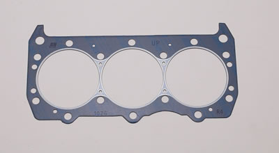 (2) Fel-Pro Performance Head Gaskets, Head Gasket, PermaTorqueMLS, 4.100 in. Bore, .053 in. Compressed Thickness, Chevy, Small Block, LS1, Each 1161R