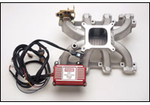 Victor Jr. LS1 Carbureted Intake Manifold and Timing Control Module