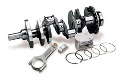 Pro Series with H–Beam Rods – LS1 Pro Series 347 cid Stroker Kit - 12.3:1 Compression