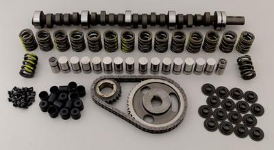 (2) COMP Cams Magnum Hydraulic Cam and Lifter Kits, Cam/ Lifters/ Valvetrain, Hydraulic Flat Tappet, Advertised Duration 305/ 305, Lift .541/ .541, AMC V8, Kit