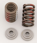 Crane Valve Spring and Retainer Kits, Valve Springs/ Retainers, Dual Springs, Steel Retainers, Kit