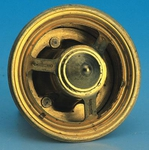 Mr. Gasket High Performance Thermostats, Thermostat, 160 Degree, High-Flow, Copper/ Brass, Each
