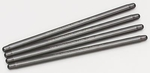 COMP Cams Hi-Tech Pushrods, Pushrods, Hi-Tech, Chromemoly, Heat-Treated, 5/ 16 in. Diameter, 7.950 in. Length, Universal, Set of 16