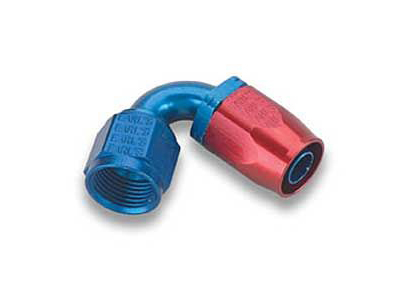 120° Auto-Fit -12AN Fitting, 120° Auto-Fit AN Aluminum Hose End Fittings