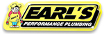 "Earl's ""Performance Plumbing"" Metal Garage Sign 8-1/4"" x 24"""