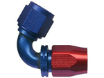 120° Auto-Fit -6AN Fitting, 120° Auto-Fit AN Aluminum Hose End Fittings