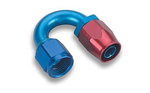 180° Auto-Fit -8AN Fitting, 180° Auto-Fit AN Aluminum Hose End Fittings