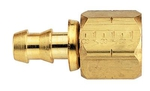 #8 Brass 37 Degree Pushlock Swivel