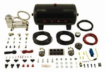 Lifestyle 4-Way Manual Air Management Systems, Suspension Air Compressor Kit