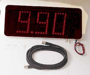 Remote LED Display Unit