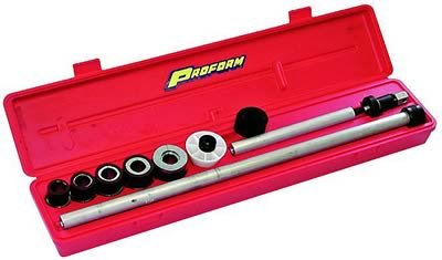 Camshaft Bearing Tools, Installation, Removal, with Case, Kit