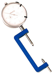 Rod Bolt Stretch Gauge, Aluminum, Dial Indicator, Adjustable Length, 2.75 in. Capacity, Kit